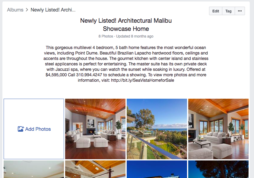 Tips for Effectively Marketing Your Malibu Home for Sale