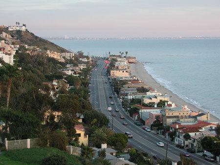 Pacific Coast Hwy Long Beach Ca  Usa