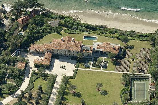 Malibu S Mega Mansions Make Waves