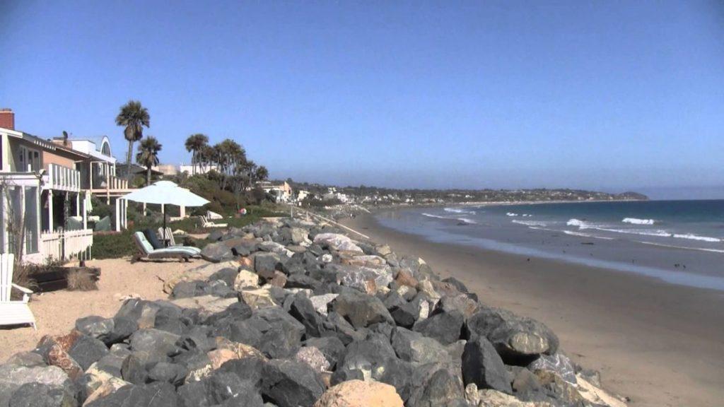 Broad Beach Homes, Malibu