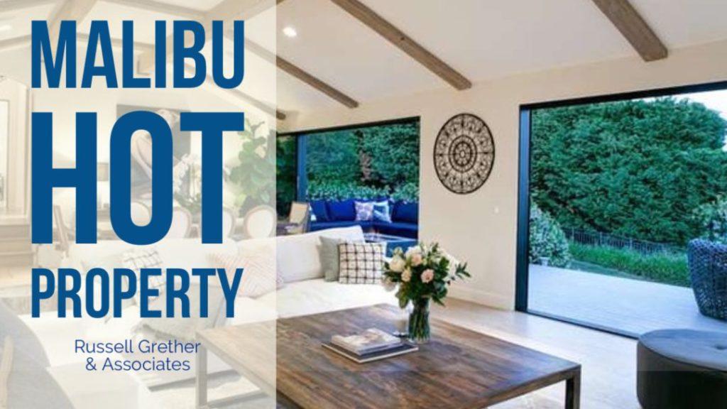 Malibu Hot Property: Wight Road Malibu