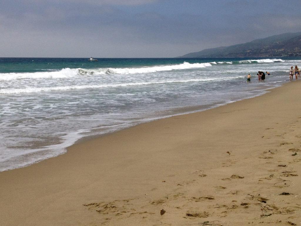 Zuma Beach Best Surf Spots in Malibu