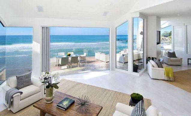 Malibu homes: beach living
