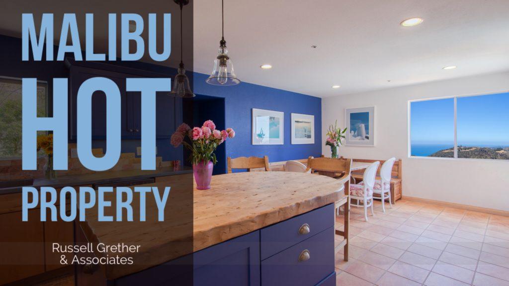 Malibu Hot Property: Modern Malibu Home offers stunning ocean views