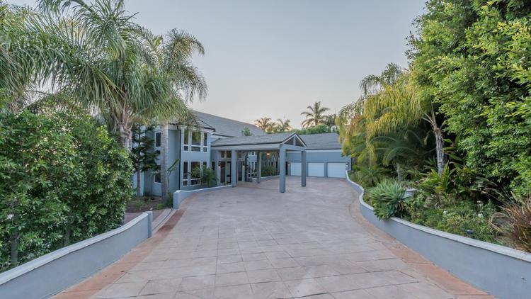 Celebrity Malibu Homes