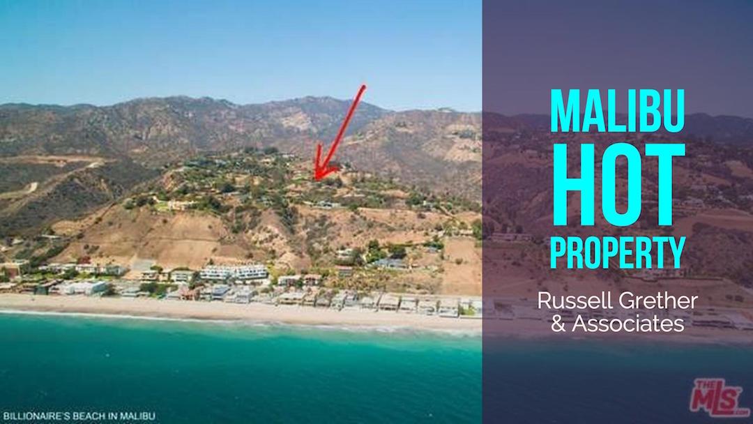 Malibu Hot Property: A Pastoral Sanctuary