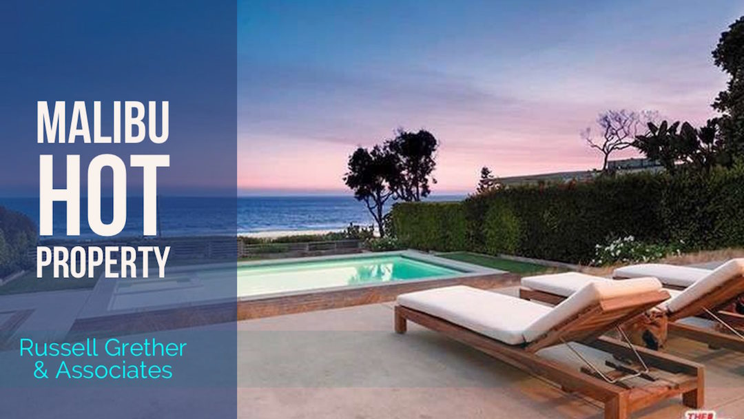 Hot Property: Bluff-Top Malibu Luxury Estate with Astounding Views