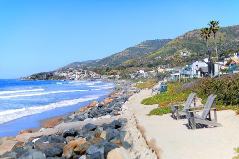 Malibu neighborhoods