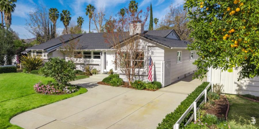 Completely Redone Modern Ranch Home: 23235 Mariano St.