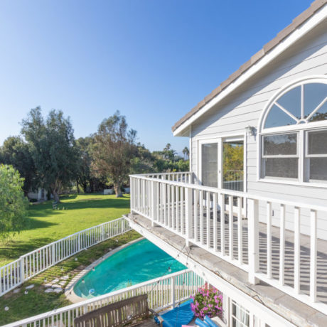 malibu, one bedroom, for rent, pool, master suite, point dume